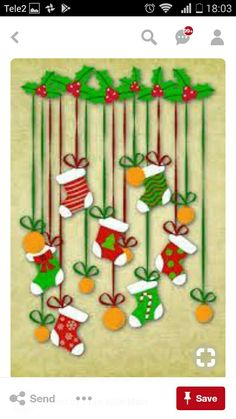Diy Christmas Tree, Christmas Nativity, Christmas Crafts For Kids, Xmas Crafts, Christmas Projects, Diy And Crafts, Christmas Cards, Paper Crafts, Christmas Ornaments