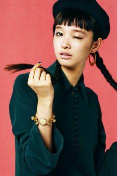 Yuka Mannami character inspiration: Zhao Mei