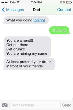 Fatherly Advice  #ParentTexts #Funny