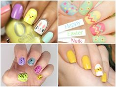 Easter Nail Art – Beauty Tips – ALL YOU | Deals, coupons, savings, sweepstakes and more…