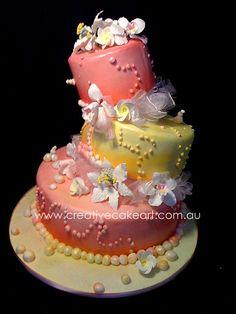 creative cake art celebration cakes (5) by www.creativecakeart.com.au, via Flickr