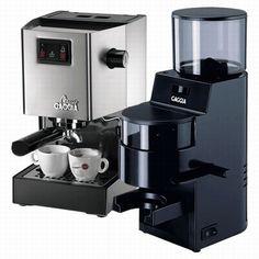 Gaggia MDF review. De Gaggia MDF koffiemolen levert perfecte resultaten bij het malen van koffiebone voor uw espresso. Het is een duurzame machine.