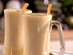 Butterbeer recipe from Semi-Homemade Cooking via Food Network