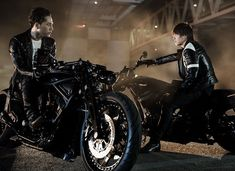 映画ニュース「登坂広臣&窪田正孝が背中を預けあう…「HiGH&LOW」場面写真7点披露!」のフォトギャラリーその5を表示しています。