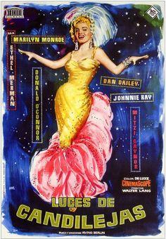 There's No Business Like Show Business (Spanish) 11x17 Movie Poster (1 – etriggerz.com