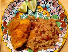 Belizean Stewed Chicken with Rice and Beans | My Newlywed Cooking Adventures#comment-574#comment-574#comment-574