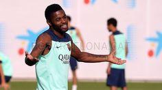 Alexandre Song #FCBarcelona #Song #25