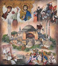 Religious Art, Taj Mahal, Painting, Facebook, Amen, Lds Art, Painting Art, Paintings, Painted Canvas