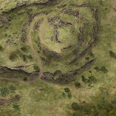 Thistletop is the lair of the Thistletop goblins and is featured in the last part of Pathfinder's Rise of the Runelords chapter 1, Burnt Offerings. Interior maps of the grotto under the thistle gro...