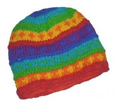 Rainbow Knit Cap  https://www.rainbowdepot.com/Rainbow-Knit-Cap-_p_15565.html