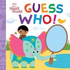 Disney It's A Small World: Guess Who!: Laura Driscoll, Nancy Kubo: 9781423160083: Amazon.com: Books