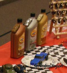 pinewood derby check in table | Pinewood Derby Time