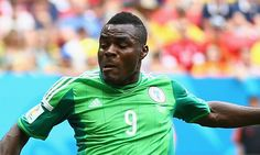 Chelsea have been approached about a deal for Nigeria striker Emmanuel Emenike from Fenerbahce. Chelsea News, Football, Sports, Soccer, Hs Sports, Futbol, American Football, Sport