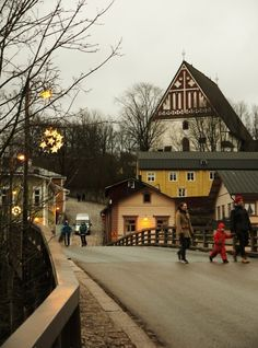 Porvoo, Finland Really starting to miss Finland during Christmas time Lappland, Helsinki, Finland Destinations, Saint Marin, Places To Travel, Places To Go, Finland Travel, Scandinavian Countries, Scandinavian Living