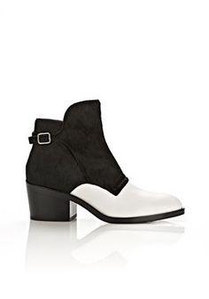 564f1c63c33 Alexander Wang Haircalf Ankle Boot Boot Shop