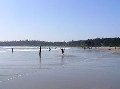 Long Beach in the summer. Pacific Rim, Vancouver Island, Long Beach, British Columbia, Places Ive Been, Tent, Canada, Park, Night