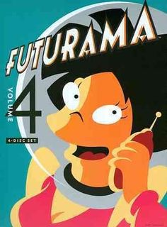 FUTURAMA is an animated sci-fi comedy from the genius of Matt Groening, the…