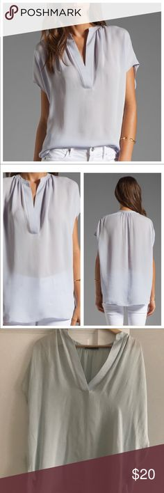 036c57e3e6af80 Vince silk blouse Very good condition. No stain , holes or rips Vince Tops  Blouses