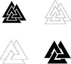 tatuajes hipster triangulo - Buscar con Google