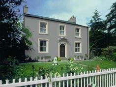 Masonry paint plymouth and grey on pinterest - Sandtex exterior paint ideas ...