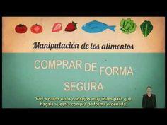 Manipulación de Alimentos. La seguridad también está en tus manos [Campaña AESAN]