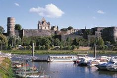 Angers. Home of Cointreau. Spent a year here. Return trip due.