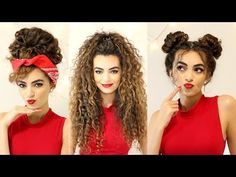GET RID OF FRIZZ | HOW TO REDUCE FRIZZ FOR CURLY HAIR | PERFECT SILKY DEFINED CURLS - YouTube