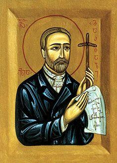 Martyr Ilia Chavchavadze of Georgia - Orthodox Church in America