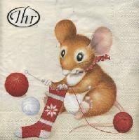 K4 Knitting Mice
