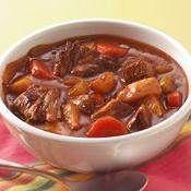 Slow-Cooker Colombian Beef and Sweet Potato Stew recipe from Betty Crocker