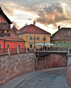 20 photos that will make you fall in love with Sibiu, Romania omania Travel Honeymoon Backpack Backpacking Vacation Europe Budget Bucket List Wanderlust Sibiu Romania, Romania Travel, Europe On A Budget, Travel Inspiration, Travel Ideas, Top Travel Destinations, Eastern Europe, Dream Vacations, Cool Photos