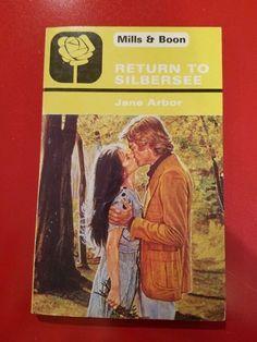 Jane Arbor - Return to Silbersee * Vintage Mills & Boon 1446  | eBay