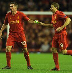 Gerrard: Carra was my co-captain - Liverpool FC