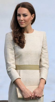05.07.2011 Catherine, Duchess of Cambridge laughs during an official welcome ceremony at the Somba K'e Civic Plaza in Yellowknife, Canada.