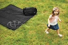 Maclaren BMW Park Blanket - Ideal for picnics or a day at the park.