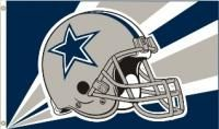 Dallas Cowboys 3'x 5' Premium Quality Flags