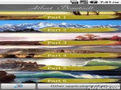 Albert Bierstadt Art Wallpaper  Android App - playslack.com , This application contains many of the works of Albert Bierstadt carefully cataloged.The main screen provides a quick view of the categories accompanied by an explanatory image and title (if the title is not entirely visible you can touch the image of the category to make it slide). Long touch the image of the category to diplay the gallery with all the thumbnails.Touching a thumbnail will open the enlarged work and you can…