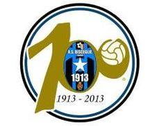 AS BISCEGLIE  logo centenary Jersey Atletico Madrid, Soccer Logo, Juventus Logo, Team Logo, Logos, Badges, Herb, Sports, Italia