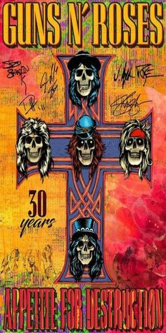40 Rock Band Ideas In 2021 Guns N Roses Guns And Roses Rock And Roll