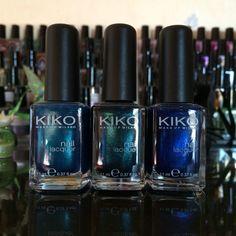 Kiko (VENDU) / 529 / 300 Swatchés x1 - 2€ HFDP pièce ou 5€ le lot HFDP