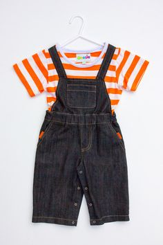 Perfect baby onesie for winter fun! Baby Onesie, Onesies, Winter Fun, Our Baby, Winter Collection, Overall Shorts, Overalls, Bright, Boys