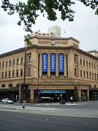 Adelaide Casino 	North Terrace, Adelaide, South Australia 5000, Australia
