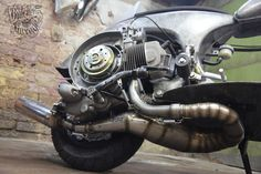 Project bender by Butcher_Garage http://modernvespa.com/forum/topic109132.2