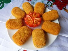 Chickpea Nuggets #vegan