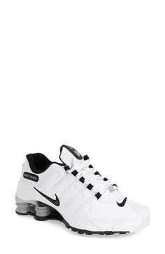Nike 'Shox NZ EU' Sneaker (Women) available at #Nordstrom