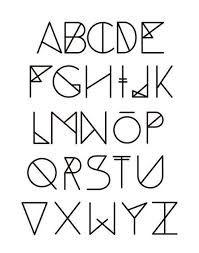 Resultado de imagen para tipos de letras