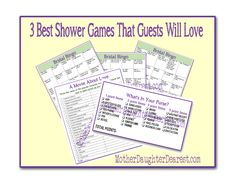 Best Shower Games copy
