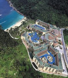 Location - Phuket Hotel, Merlin Beach Resort, Phuket Thailand - Official Website
