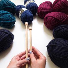 It's time for some chunky knits! 🌫🌧 www.mituhandmade.com  •  •  •  •  •  #mituhandmade #differencemakesus #handmade #handmadebyme #knitting #yarn #knittingaddict #instaknit #vasco #makersgonnamake #makersmovement #etsyfinds #etsyfeature #etsymaker #etsysellersofinstagram #knittingisthenewyoga