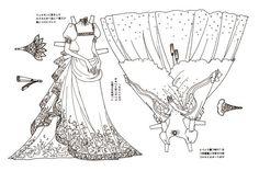 http://www.oasidelleanime.com/minisiti/oscar/colorare/original1/colorare-oscar035.jpg #Paper Dolls